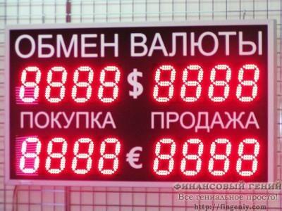 Банки не продают доллары