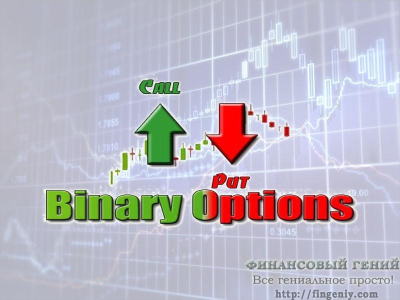 Бинарные Опционы Информация