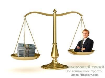 финансовое состояние человека