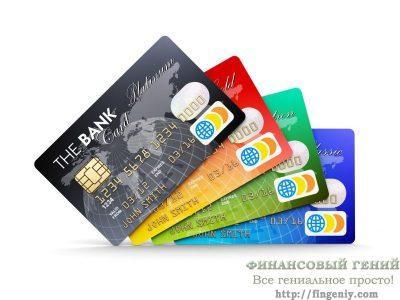 Пластиковые карты банка
