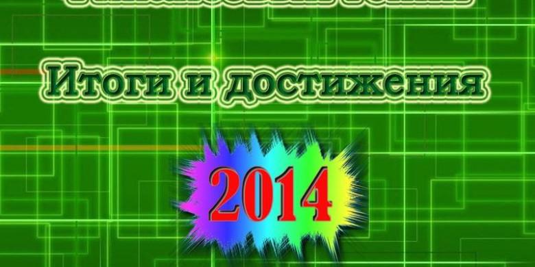 Финансовый гений: итоги 2014 года