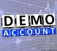 Демо счет (форекс, бинарные опционы, фондовый рынок)