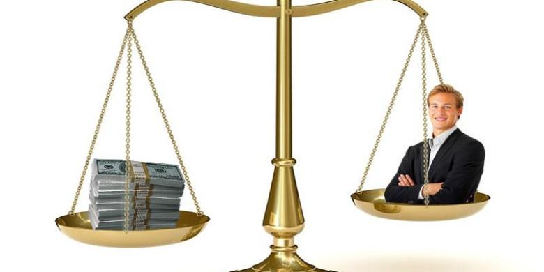 Как определить финансовое состояние человека?