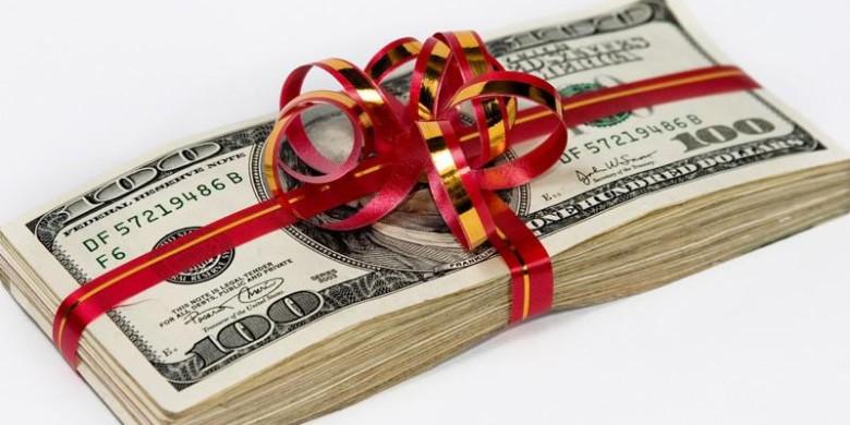 Деньги в подарок. Как дарить деньги?