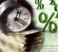 Просроченная задолженность по кредиту