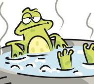 Синдром лягушки в кипятке