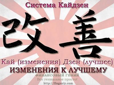 Система Кайдзен